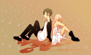 VOCALOID - Just Be Friends by xhiro