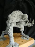 Bulky venom sculpture better pic by b1938dc