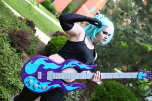 ColossalCon 2014 - Ember(PS) 02 by VideoGameStupid