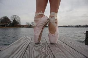 Ballet Shoes by music-of-the-heart93