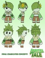 Sprite's Tale Final Character Concepts cropped by ANGELxZER0