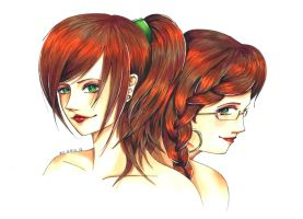 -Twins- by Erin59