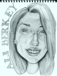 Ali Berkey [$10 commission] by CagTheDrawer