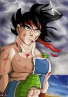 General Bardock - 4 LordSessho by The-Ebony-Phoenix