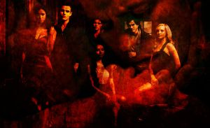 Vampire Diaries: Deep by ShaydedxLightning