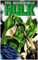 The Incredible Hulk by Ejay32
