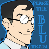 Praise the BLU team by dust-bite