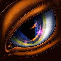 Eye-Con Commish - Eyes of the Sun by TwilightSaint