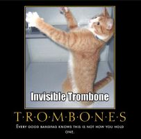 Trombones Demotivational by Sasukesadork