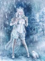 The ice grand daughter by An-gora