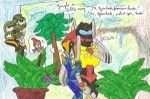 Scary jungle by foxypervbisex by Dinobots-Club