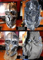 Corvo Mask Burlap Fix by MonocleComplex