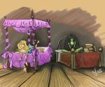 Wicked: Studying by vimfuego