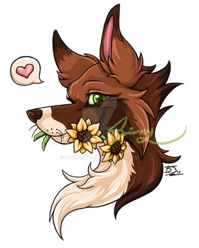 [C] +A Flower For You+ by Soniartsy