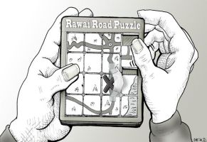 Rawai Road Puzzle 2 by sethness