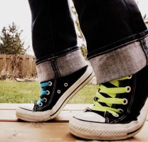 Converse All Star by racing-kites