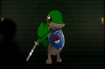 Dungeon Adventure Game (Code link in description) by KurtisTheSnivy