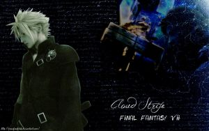 Cloud Strife_2 by Jesusfreak-kk