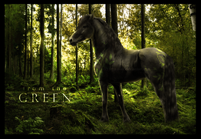 From the Green by Arya-Susy