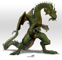 zFIN FANG FOOM by dopepope