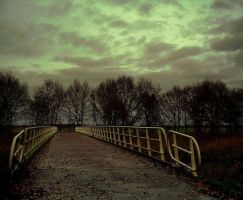 Bridge of trust by goudlokje