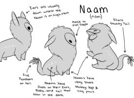 Naam species ref by jealousapples