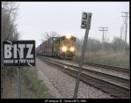 UP milepost 35 by classictrains