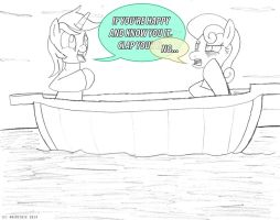 MLP ATG 2013: Day 14 by AniRichie-Art