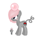Poke-Pony Adopt //OPEN// by SNlCKERS