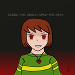 Chara Portrait by BaGamman