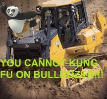 You Cannot KungFu On Bulldozer by FacepalmPunch