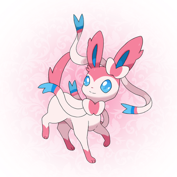 Sylveon by Vale98PM