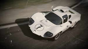 Chaparral 2D Race Car '67 by StrayShadows