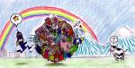 .::Katamari Damacy::. by StrangerWithCandy