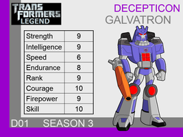 Transformers: Legend D01 - (Galvatron) by skyscream1