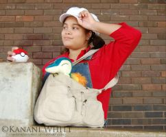 HEART GOLD/ SOUL SILVER Pokemon Trainer chicka by Tokyo-Trends