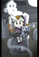 My Chao, Cheese is dead... by Aizuconi