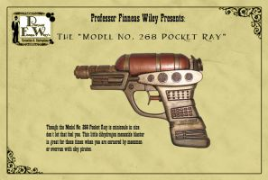 The Model 268 Pocket Ray by davincisghost