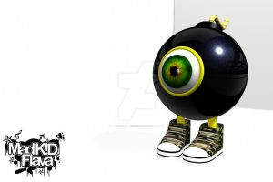 Cyclop Bomb by MadKIDFlava