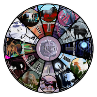 2015 Art Summary - Tarot Edition by Astralseed