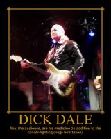 Dick Dale:  His Medicine by rudeboy308