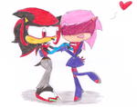 Sonia x Shady (Read Description) by sonic4ever760
