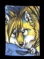 thebeastinme ACEO feb trade by Suenta-DeathGod