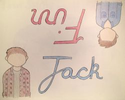 Jack and Finn by problemmatic