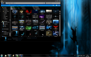 Windows 7 Dark by TheDarkMind