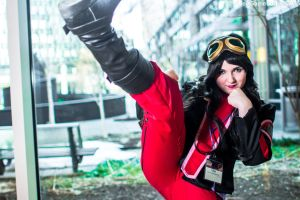 Anime Boston 2015 - Asami(PS) 13 by VideoGameStupid