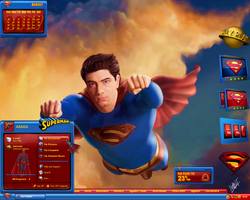 Superman Returns Desktop II by a666a
