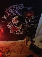 Guns n Roses poster :D by TheManThatLaughed