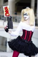 Harley Quinn 09 by thirdstop