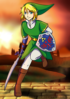 Linkus by RissyHorrorx